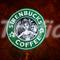 "Starbucks inspired ""Sirenbuck"" Drink Coaster"