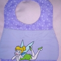 Green Fairy Baby Bib
