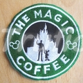 "Starbuck inspired ""Magic""