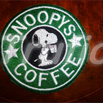 "Starbuck inspired ""Snoopy""