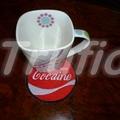 """Enjoy Coke-a-Cola"" (with a twist)Drink Coaster"