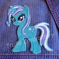 """""""Pixie Pony"""" Iron-on Badge"""
