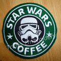 "Starbuck inspired ""Stormtrooper""