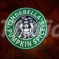 """Starbuck inspired """"Cinderella"""" Drink Coaster"""
