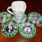 "Starbuck inspired ""Ursula"" Drink Coaster"