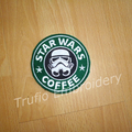 "Starbuck inspired ""Stormtrooper"" Drink Coaster"