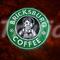"Starbucks inspired ""Lego"" Drink Coaster"
