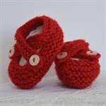 Newborn Baby Shoe Booties