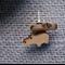 Bamboo Hippo Earrings