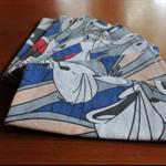 Cloth Napkins (set of 8) Reusable, Gift Idea