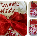 GUSSIE SET - 'Twinkle Twinkle', Christmas, Bloomies set