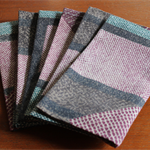 Cloth Napkins (set of 6) Reusable, Gift Idea