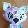 Girl Fox Lovey.