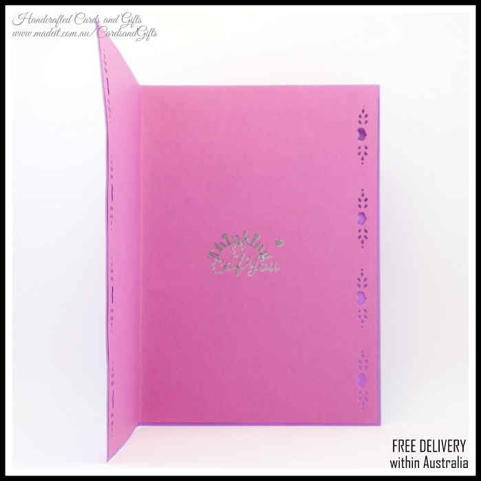 Birthday Card Greeting Cards Victoria Plum Handcrafted Cards And