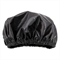 Black Ink Adult Size Shower Cap one size fits most