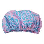 Blueberry Musk Women's luxury Shower Cap