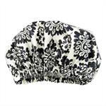 Ivory Jewel Women's luxury Shower Cap