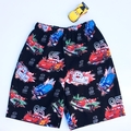 "Sizes 3, 4 and 6 - ""Racing Cars"" Shorts"