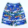 "Sizes 4, 5,  6 & 7 - ""Sights of Sydney"" Shorts"