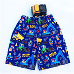"Size 3 - ""Construction Workers"" Shorts"