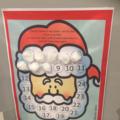 Advent Calendar - Santa - DIGITAL FILE ONLY