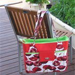 Field of Poppies Tote