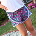 Summer Shorts 'Teeny Tiny Flowers' - size 3, 4, 5, 6, 7 & 8