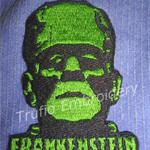 """Frankenstein"" Iron-on Badge"