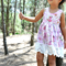 Size 3 - Girls dress, fairy dress