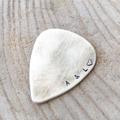 Guitar Pick, Personalised Guitar Pick, Unisex Music Lover Gift, Musician Gift