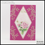 Just For You Card Greeting Cards Love & Engagement Rose Cards and Gifts In stock