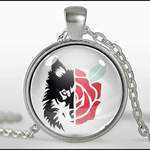BAD WOLF PENDANT (SILVER)
