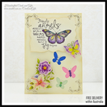 Friends are angels Greeting Cards: Sympathy & Thank You Cards and Gifts In stock