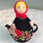 Tea Cosy Babushka Doll Plus Tea Pot