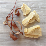 Natural - Beeswax - Bush Tea Lights - Unscented