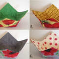 Poppy Inspired Soup Bowl/Hot Food Cosies-7 Designs.  Suitable for Microwave