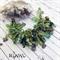 Charm Bracelet, Patina Charms, Green, handmade, Charms, Boho Bracelet, Artisan