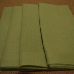 Luncheon Napkin Lagoon (Green) - Set of 4, 6 or 8