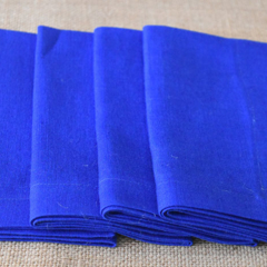 Luncheon Napkin Royal (Blue) - Set of 4, 6 or 8