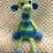 Giraffe toy, READY TO POST, Crochet Toy, Girl gift