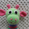 Giraffe, Crochet Toy, Boy gift