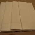 Dinner Napkin Cream - Set of 4, 6 or 8