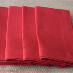 Cocktail Napkin - Red