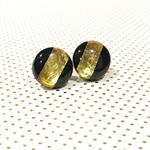 AFL Richmond Earrings (Round)