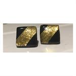 AFL Richmond Earrings (Square)