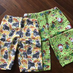 Christmas shorts - clearance stock