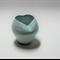 Heart-Shaped Pot, Light-Blue