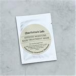 Intense Moisture Hair Treatment Mask Sachet 10ml for dry damaged hair