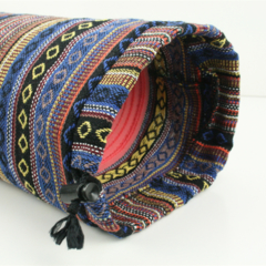 Handmade Thick Woven Cotton Yoga Pilates Mat Bag