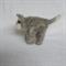 Alpaca Fibre Art needle felted cat